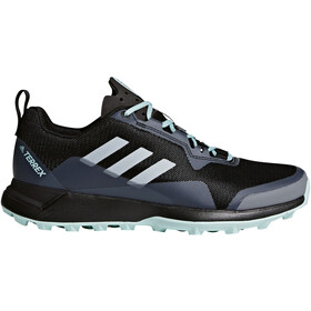 adidas TERREX CMTK Shoes Women Core Black/Chalk White/Ash Green